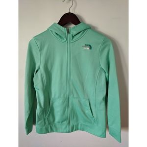 The North Face Girls XL Full Zip Hoodie
